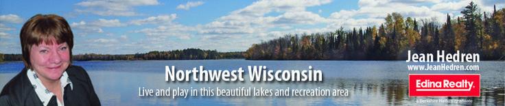 Whitefish Lake in Douglas County, WI.