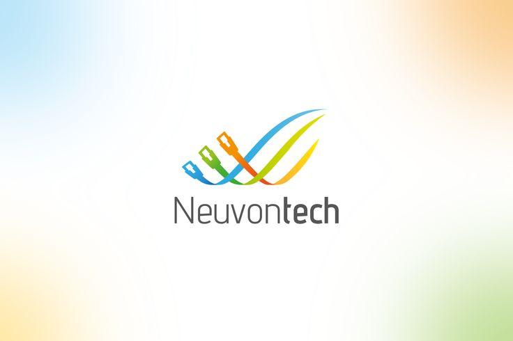 Logodesign Software Technologie Network