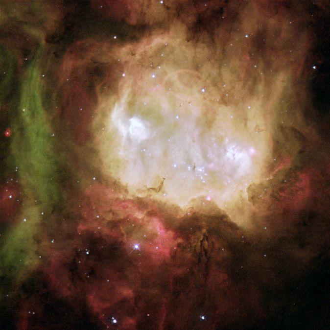 The Ghost Head Nebula (NGC 2080)