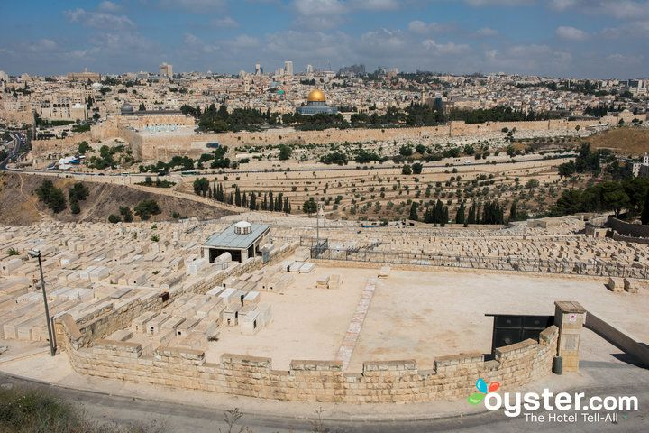 11 Gorgeous Walled Cities to Add to Your Bucket List- Jerusalem, Israel