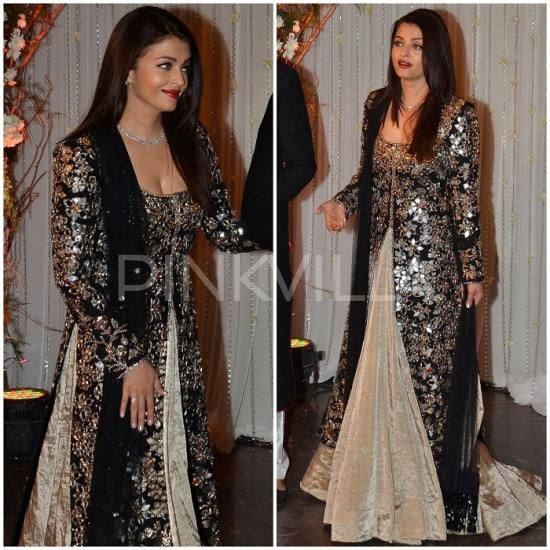 Celebrity Style,manish malhotra,Aishwarya rai bachchan,Bipasha Basu and Karan Singh Grover Wedding Reception,Monkey Wedding