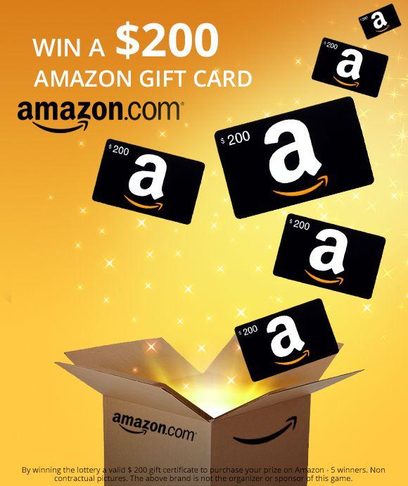 Amazon Gift Card Now Amazon Gift Card Free Win Gift Card Amazon Gift Cards
