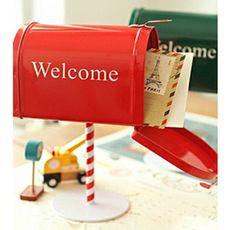 Ingrosso zakka stile di moda british retrò vintage, casella di posta 1pc canducum pilastro  coperchio della in  da  su Aliexpress.com