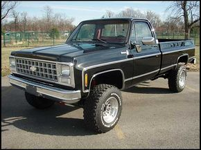 1980's chevy 4x4 flatbed - Google Search