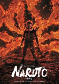 Live Spectacle Naruto (ライブ・スペクタクル N A R U T O-ナルト-, Raibu Supekutakuru Naruto) is a stage play adaptation of the manga that started March 2015 in Tokyo. Part of the Naruto Project, Live Spectacle Naruto incorporates events from volumes 1 through 27 of the manga. It is written and directed by Akiko Kodama. One day, at dawn, a mischievous boy called Naruto gets suspected of stealing a missing book full of Ninja's prohibited alchemies. Amid the furor, he was trapped to know the secrets of h...