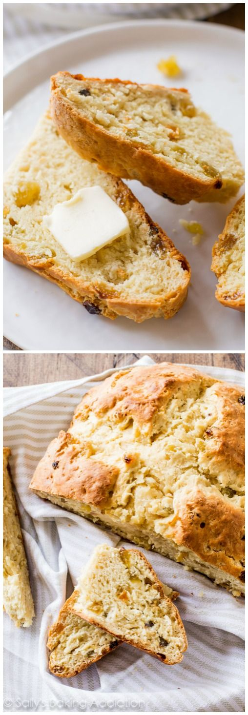 Our family recipe for Irish Soda Bread -- step-by-step photos included!