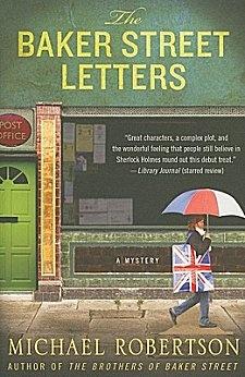 The Baker Street Letters by Michael Robertson ~ Kittling: Books