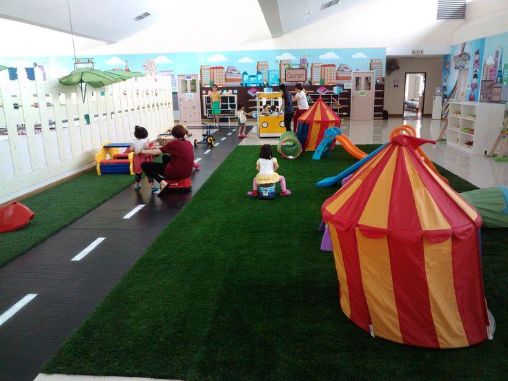 #interior #kindergarten #bangkok #education