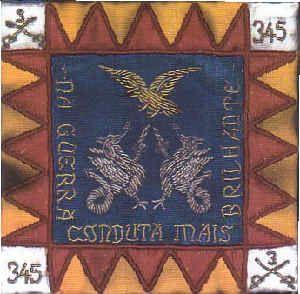 Batalhão de Cavalaria 345 Angola