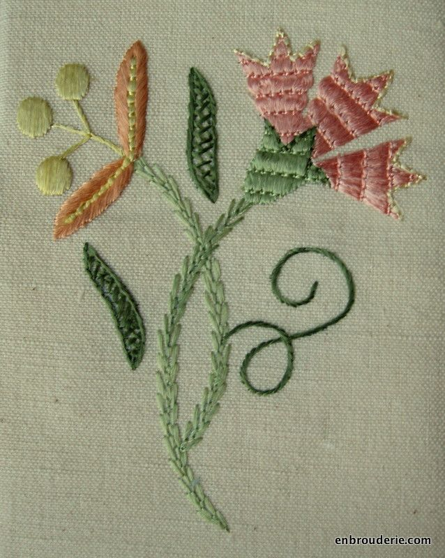 Portuguese Embroidery from Castelo Branco