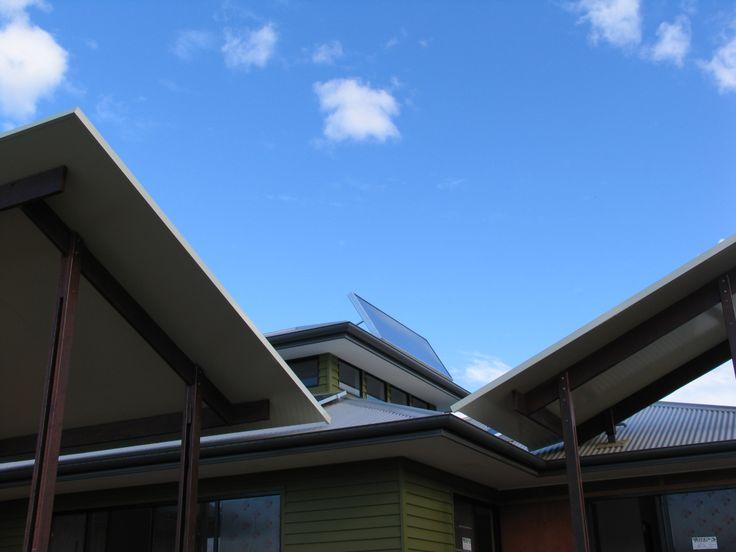 Currimbin Eco village - Solar thermal heating - free. #solarventiau #solarventi