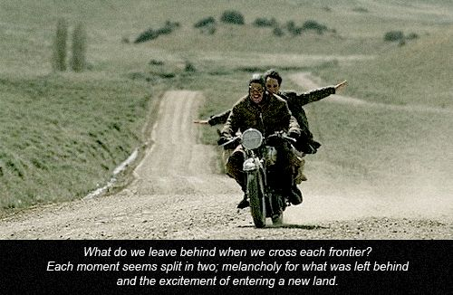 Best movie quote from 'The Motorcycle Diaries'