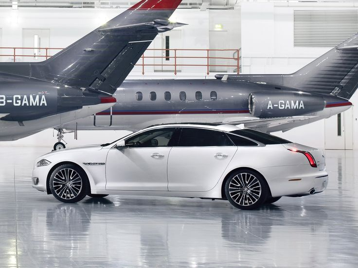 Jaguar XJL Portfolio AWD