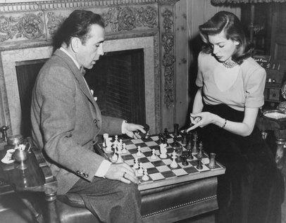 Bogart | Bacall | Chess