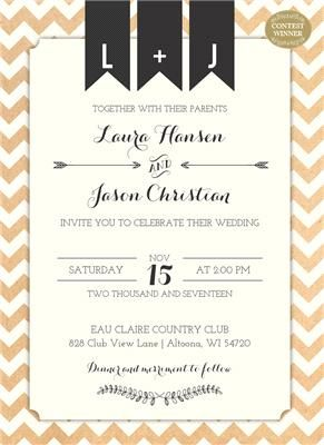 99 best signature range wedding invitations images on pinterest