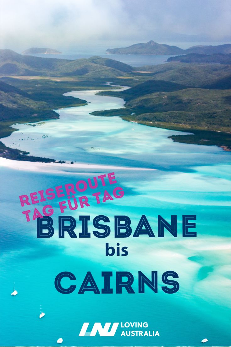 Brisbane – Cairns: Australien in 3 Wochen