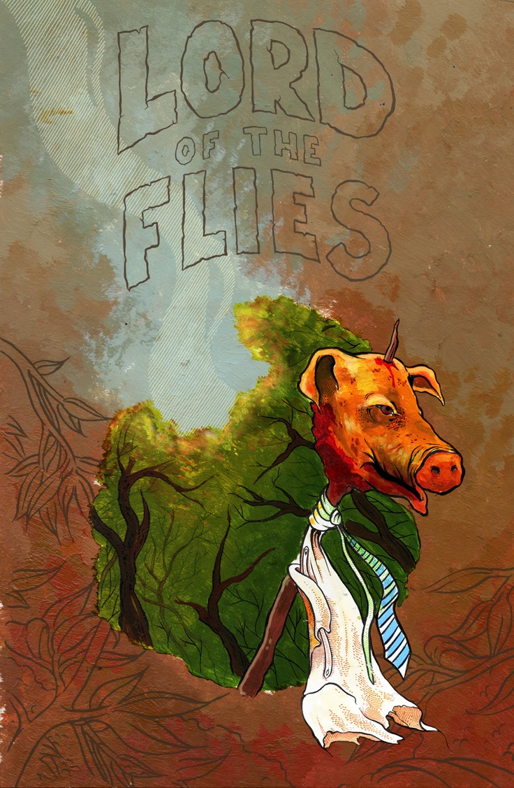 an interpretation of goldings novel lord of the flies Broschiert, 272 seiten schon vor jahren legte ich goldings lord of the flies nach etwa 70 seiten  at the time of the novel's  i = interpretation, (b).