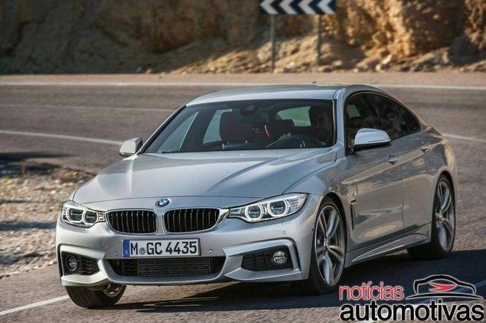 bmw 4 gran coupe 1 700x466 BMW Série 4 Gran Coupé: Surgem novas imagens oficiais do modelo