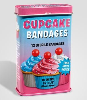 Cutest bandages ever!!