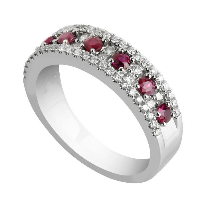 Resultado de imagen para anillo de rubí