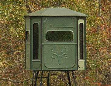 Fiberglass Hunting Blinds