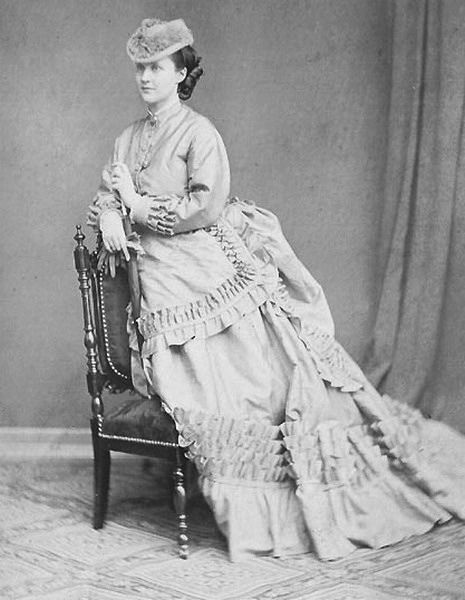 Queen Elisaveta of Romania also known as Carmen Sylva, née Princess of Wied (1843-1916) was the Queen consort of Romania as the wife of King Carol I of Romania. widely known by her literary name of Carmen Sylva.