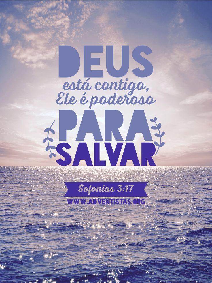 Sempre a meu lado! Me guiando, salvado e iluminando meus passos! #Deus de poder!