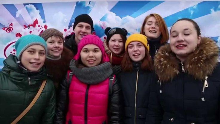 Флешмоб «Мама , спасибо за жизнь!» (Пермь, 2015) поздравление