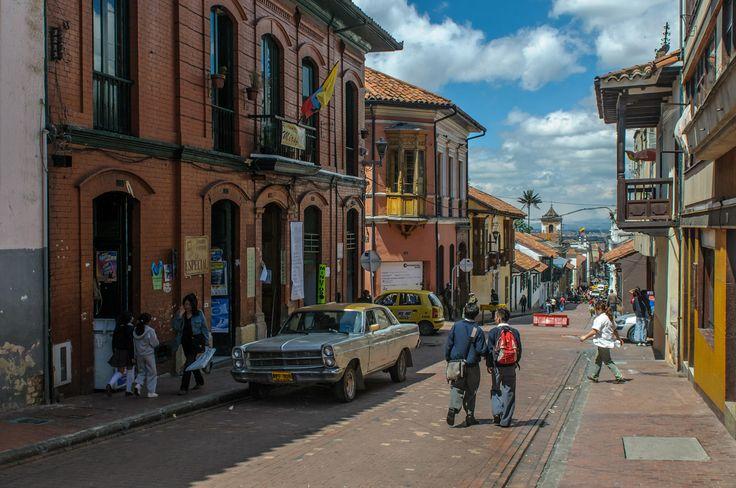 Bogotá  - Ciudades que van a triunfar en 2017