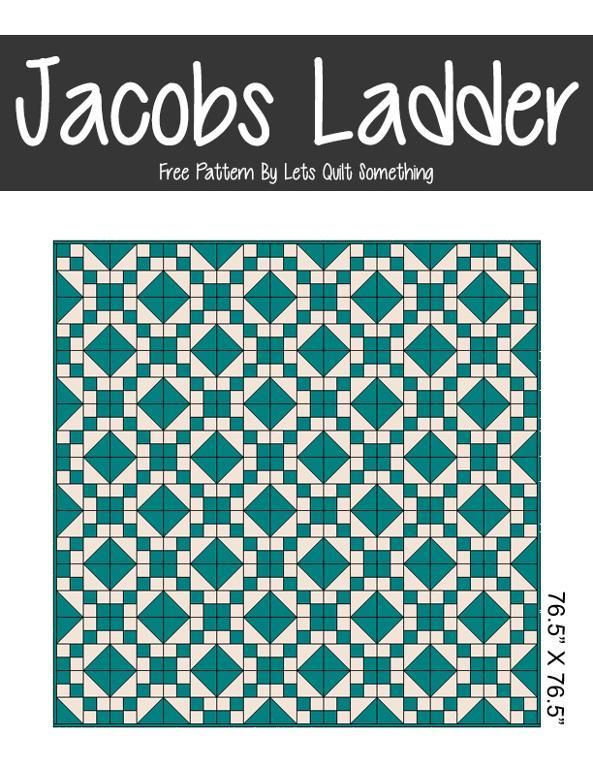 17 Best Images About Quilt Jacobs Ladders On Pinterest