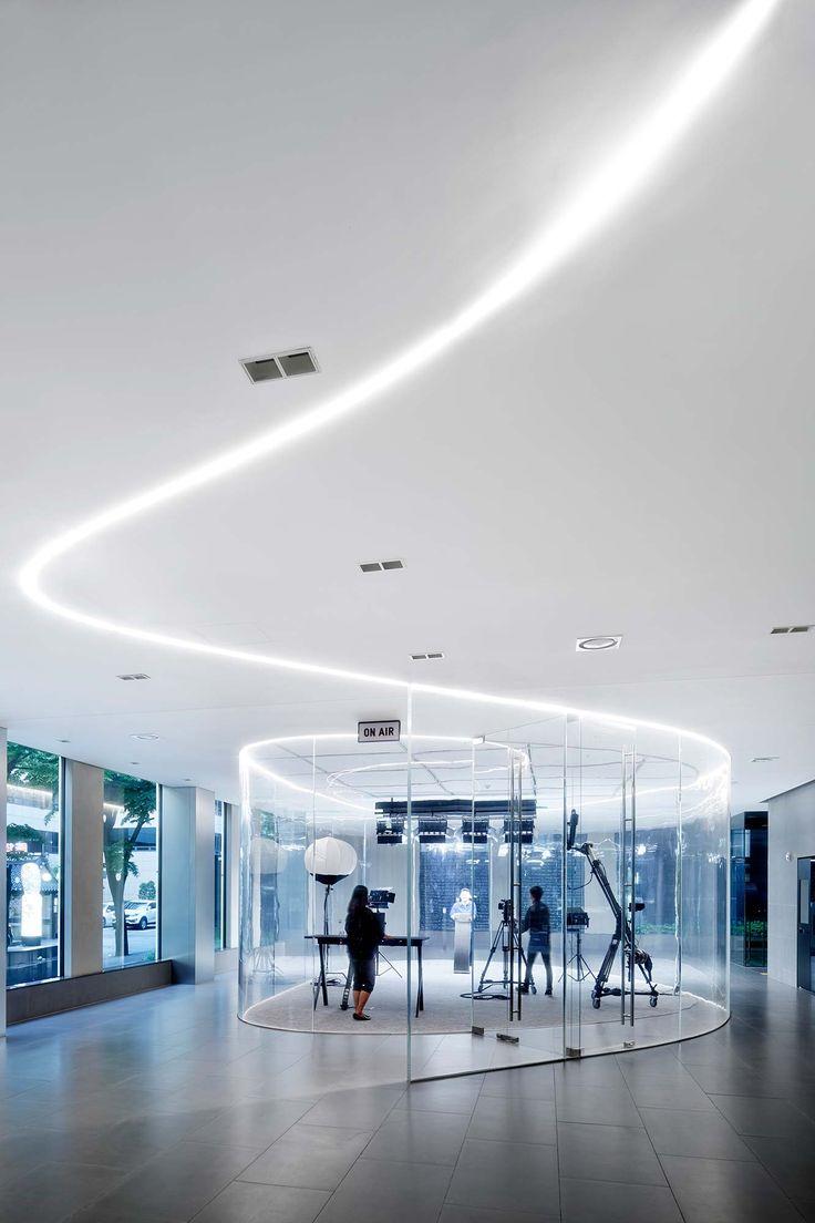 Creative partition ideas courtesy interior architect mohamed amer - 2016 Design Forecast Workplace Gensler