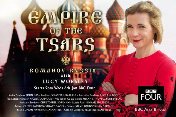 Empire of the Tsars: Romanov Russia   Documentary Series