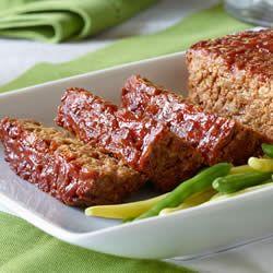 Photo de recette : Pain de viande végétarien