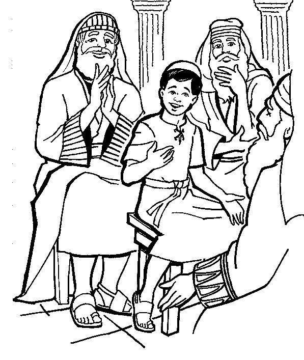 53 best Sabbath School : Jesus lost in Jerusalem images on Pinterest ...