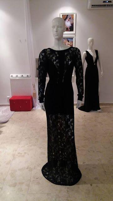 Ewa Krajewska- fashion designer & seamstress: Black Angel