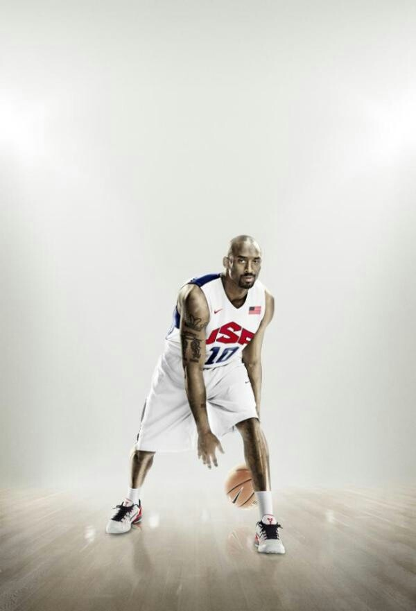 Kobe Bryant Team USA 2012