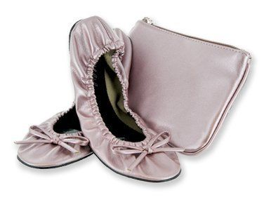 Sidekicks Women's Foldable Ballet Flats with Carrying Case Pink Medium *** This is an Amazon Associate's Pin. Click the image to view the details on Amazon website.