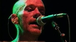 """R.E.M. - Country Feedback. Another favourite R.E.M song. This time with """"mad hobo"""" mode Neil playing some kinda travel acoustic?"""