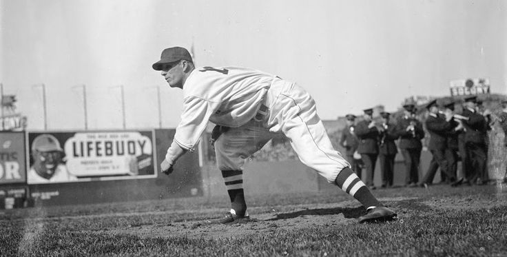 Flashback Photo: Lefty Grove Is Traded for a Fence - http://www.newenglandhistoricalsociety.com/flashback-photo-lefty-grove-is-traded-for-a-fence/
