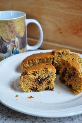 Plan to Eat - My Favorite Muffin in a Mug So Far! Samoa! Gluten-free, Trim Healthy Mama (S), Sugar-free - BlessedMamaB