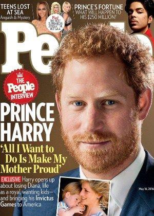 """""""Tudo o que eu quero é deixar minha mãe orgulhosa"""", diz príncipe Harry #AcidenteDeCarro, #EntrevistaExclusiva, #Guerra, #M, #Morreu, #Morte, #Mundo, #Nome, #William http://popzone.tv/2016/05/tudo-o-que-eu-quero-e-deixar-minha-mae-orgulhosa-diz-principe-harry.html"""