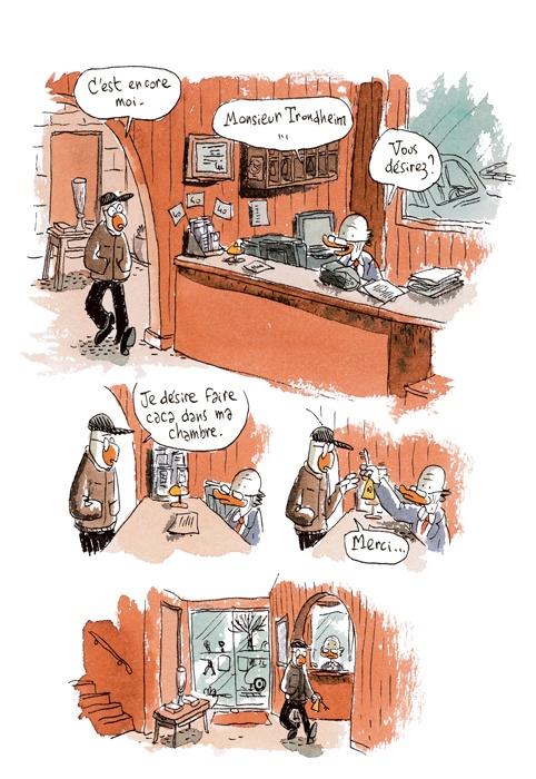 Les petits riens - Lewis Trondheim