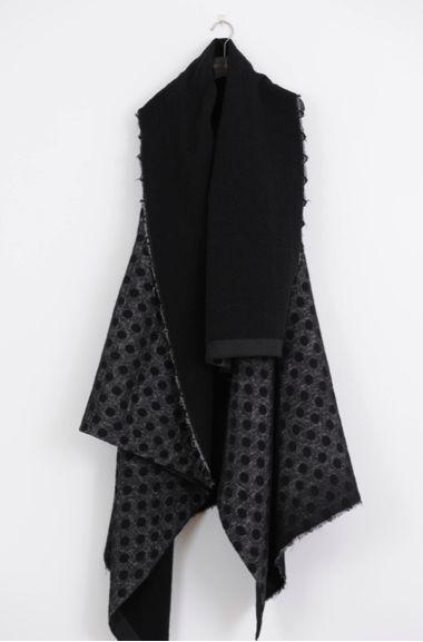 UMA WANG, AW09: #uma_wang #knitwear #outerwear perfect.