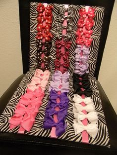 Craft Show Booth Ideas | craft fair headband display – Google Search | booth ideas | best stuff