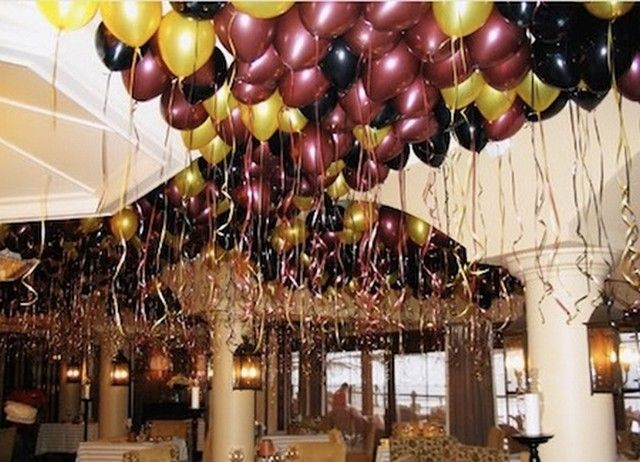 50th Birthday Party Decoration Ideas 50th Birthday Party Decoration Ideas, This would be fun for any mile stone birthday. It is a perfect combination. If flashy fluorescent joined with warm earth tones, both look their best. Light brown bags and plates did not look as elegant. The best part