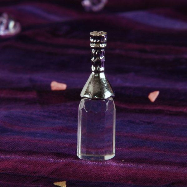 Marturie nunta sticluta din cristal