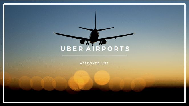 Uber Airport: Airports Where Uber Vehicles Are Permitted 2016 & 2017 Can I use Uber at the airport? Which… #ResourcesforRideshareDrivers