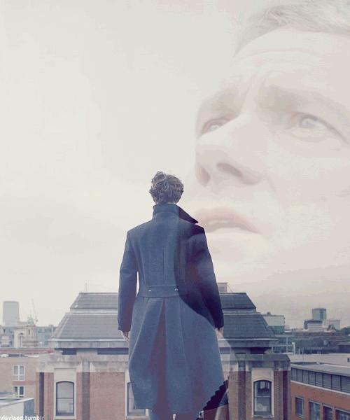 Sherlock & John... Lovely but sad