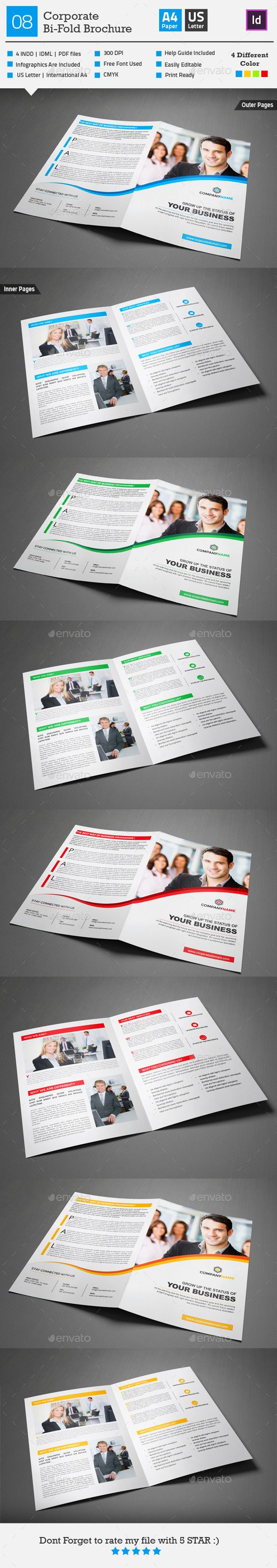 Best Template X Booklet Brochure Images On Pinterest - Brochure booklet templates