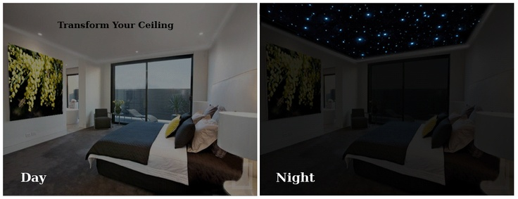 Realistic Glow In The Dark Stars For The Home